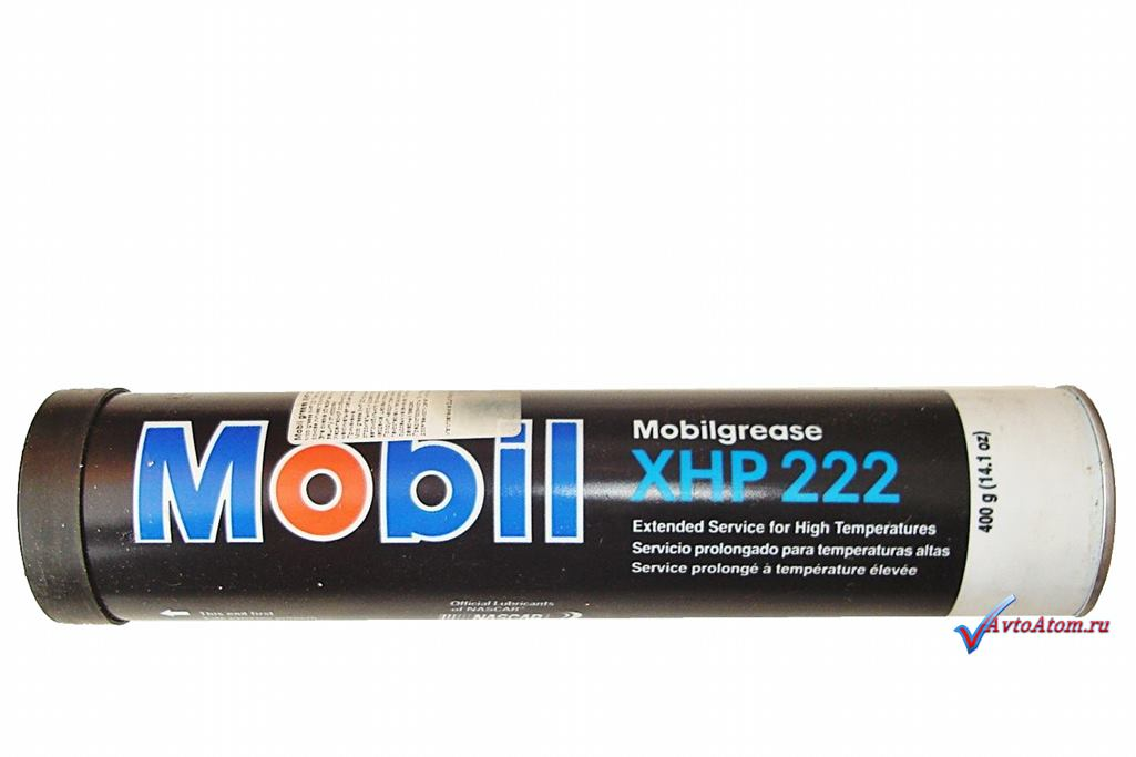 Моторное масло Mobil (Мобил) Cмазка Mobilgrease XHP 222