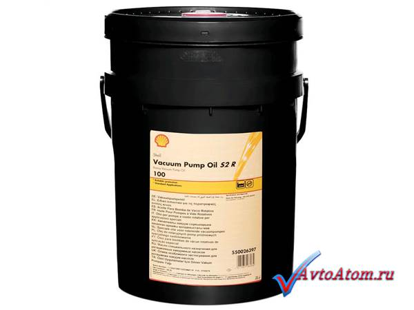 Vacuum Pump Oil S2 R 100, 20 литров