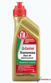 Castrol ATF Dex III Multivechicle