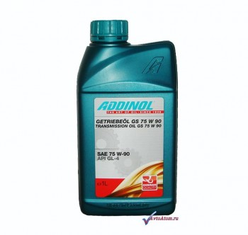 Масло Addinol GS 75W90 1л