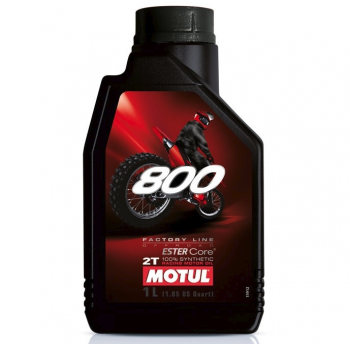 Автомасло Motul (Мотюль) 800 2T FL Road Racing 1л