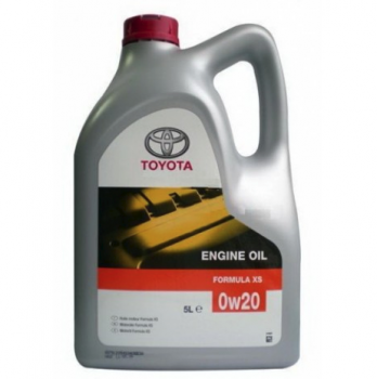 Моторное масло Toyota Engine oil Formula XS 0W-20