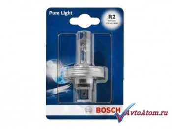 Лампа R2 12V BOSCH Pure Light