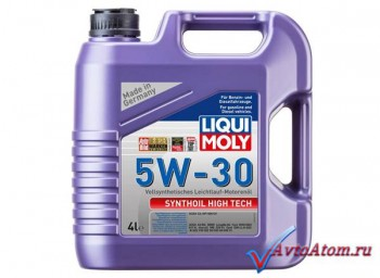 Synthoil High Tech 5W-30, 4 литра