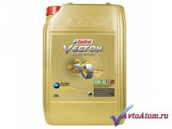 Castrol VECTON Fuel Saver 5W-30 E7, 20 литров