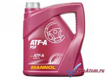 Mannol ATF-A PSF, 4 литра