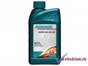 Автомасло Addinol Super Mix MZ 405