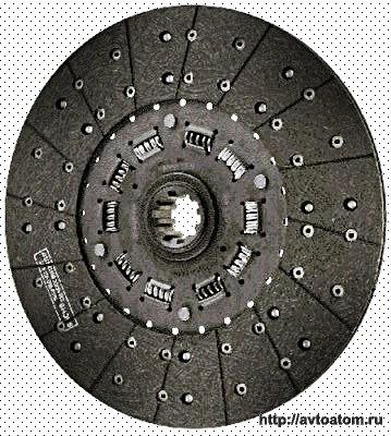 диск сцепления на тойоту короллу 2008 цена