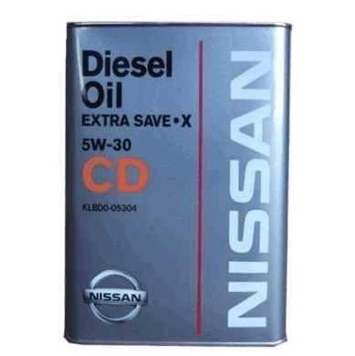 Nissan Diesel Oil Extra Save X 5W-30 4л