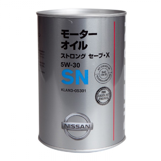 Nissan SN Strong Save X SAE 5W-30 1л