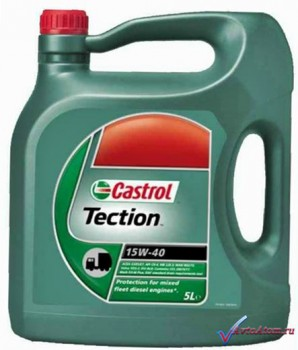 Масло Castrol Tection Global 15w40