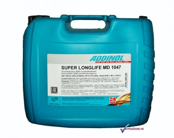 Масло Super Longlife MD 1047 20л