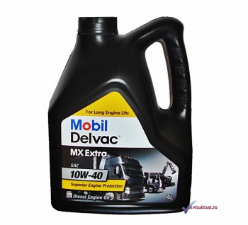 Mobil Delvac МХ EXTRA 4л
