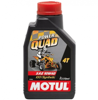 Автомасло Motul (Мотюль) Power Quad 4T 10W-40 1л